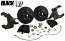 "1963-70 Chevy C10, GMC C15 Truck ""BLACKOUT"" Disc Brake Conversion, 5 Lug"