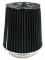 FiTech Cone Style 6 Inch Air Filter - 92mm