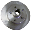 """1971-80 Chevy-GMC, C-10, C-15 Truck Disc Brake Replacement and Conversion Brake Rotor, 5 x 5"""" Bolt Pattern"""