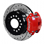 Wilwood - Rear Disc Brake Conversion with Parking Brake, GM 10-12 Bolt, Staggered Caliper Mount