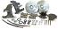 1955-57 Chevy Belair 210 150 Drop Spindle Disc Brake Conversion Kit 17000