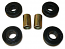 1962-67 CHEVY II NOVA, FRONT STRUT ROD BUSHING KIT