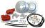 """1958-70 Chevy Impala Disc Brake Conversion Kit, Rear, 12"""" Rotors, OE Rearend"""
