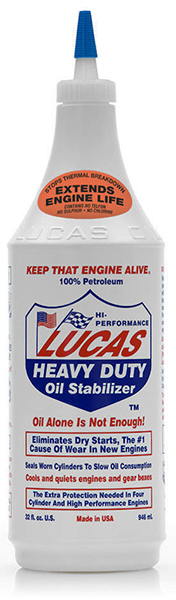 Lucas Oil Heavy Duty Oil Stabilizer
