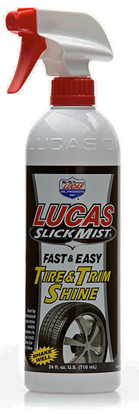 Lucas Oil Slick Mist Tire and Trim Shine