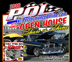 Performance Online 4th Annual Open House Registration, 10-07-2018