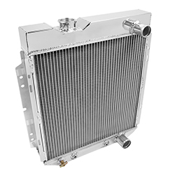1964-66 Ford Mustang Aluminum Radiator, 5.0 Conversion