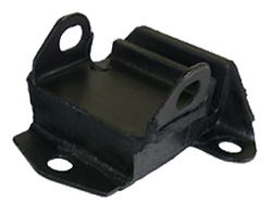 Chevy V-8 Engine Motor Mount, Rubber, Each