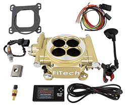 FiTech 30005 - Easy Street EFI 600HP Fuel Injection System