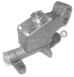 1941-54 CHEVY SEDAN CAR, REPLACEMENT MASTER CYLINDER (DRUM BRAKES)