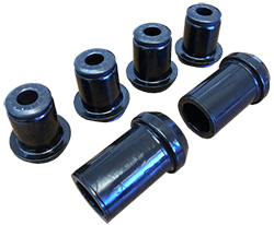 1963-76 DODGE & PLYMOUTH A, B & E BODY FRONT CONTROL ARM BUSHING KIT (POLY)