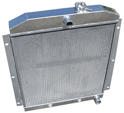 1949-54 CHEVY 3100 PICKUP ALUMINUM RADIATOR