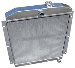 1949-54 CHEVY 3100 PICKUP ALUMINUM RADIATOR