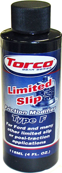 Posi Traction Additive, Ford Traction Lock, 4oz