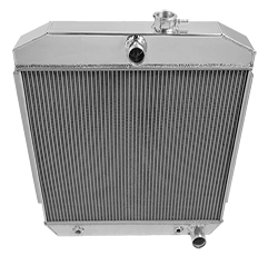 1955-57 Chevy Belair Aluminum Radiator