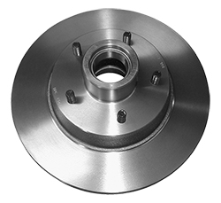 Brake Rotor, Front Replacement Type and Drop Spindle Disc Brake Conversions, Aimco 5549