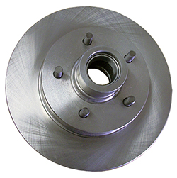 "1971-80 Chevy-GMC, C-10, C-15 Truck Disc Brake Replacement and Conversion Brake Rotor, 5 x 5"" Bolt Pattern"