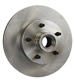 GM Brake Rotor, Front #5519