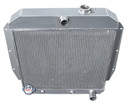 1955-59 CHEVY 3100 PICKUP ALUMINUM RADIATOR
