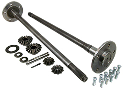 1963-64 Chevy C10, Rear Axles for 5-Lug Conversion, 5 x 5 Bolt Pattern