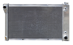 1967-72 CHEVY PICKUP C-10 ALUMINUM RADIATOR
