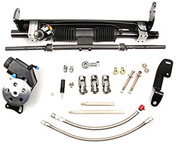 1970-74 Chevy Camaro Power Steering Rack and Pinion Conversion Kit