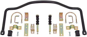 1966-72 Chevy Truck and 1960-72 GMC Truck, Performance Anti Sway Bar Kit, Rear Leaf Spring