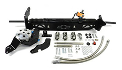1973-87 Chevy C10, GMC C15 Truck Power Steering Rack and Pinion Kit