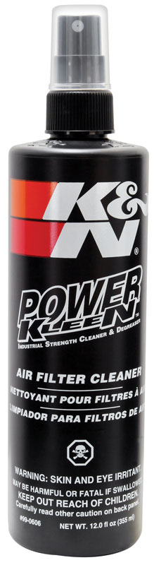 K & N Filter Power Kleen, 12oz