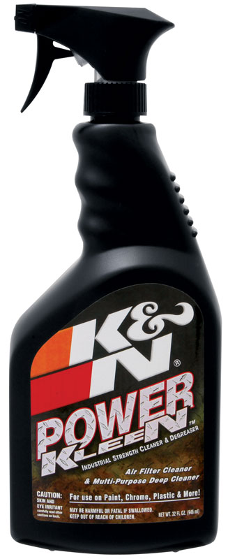 K & N Filter Power Kleen, 32oz