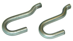 1964-72 GM A Body Rear Emergency Brake Cable Hooks
