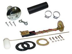 1966-67 CHEVY NOVA, FUEL TANK INSTALLATION KIT (OHM 0-90)(AGT-IK90)
