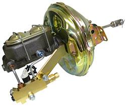 1967-69 Chevy Camaro and Pontiac Firebird Power Brake Booster Kit