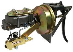 Firewall Mount Power Brake Booster Kit, Universal Application