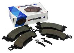 GM Disc Brake Pads, Performance Ceramic Type, D52