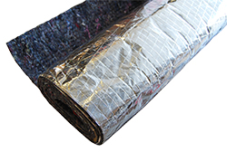 UNDER CARPET HEAT SHIELD & PADDING