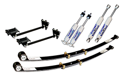 1967-73 Mercury Cougar Drag Pac Suspension Kit - DP6773