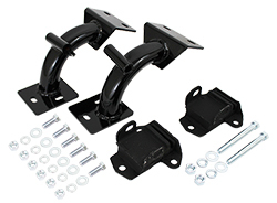 1968-72 Chevy Truck Tubular Engine Mount Brackets, V-8