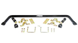 1963-87 Chevy and GMC  K10, K20, K30 Truck Front Sway Bar Kit, 4x4, Leaf Spring