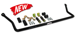 1960-62- Chevy C10 Truck Sway Bar Kit, High Performance, Front