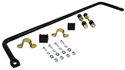 1958-64 Chevy Impala Performance Sway Bar Kit, FRONT