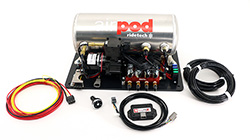 RideTech 30414000 - Airpod RidePro-X Compressor System, 3 Gallon