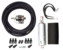 Walbro Fuel Pump and Filter Kit, EFI Engine Conversion