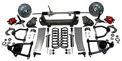 1955-59 Chevy, GMC Truck Mustang ll IFS Suspension Kit
