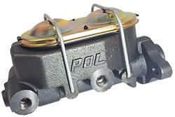 "GM Disc Brake Conversion Master Cylinder, 1"" Bore Corvette Type"