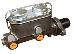 "Brake Master Cylinder, 1"" Bore GM Type, Dual Reservoir"