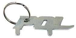 Performance Online Key Chain and Fuel Cap Key