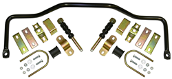 1955-59 Chevy, GMC Truck Sway Bar Kit, High Performance, Rear