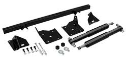 1968-74 Chevy Nova Shock Relocation Kit, Rear