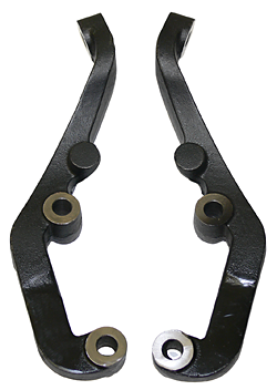 1962-64 Chevy Nova, 5-Lug Steering Arm set 19838